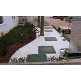 serviço de paisagismo para casas Vila Madalena