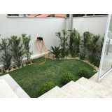 serviço jardinagem preço Jardim Iguatemi