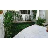 serviços de paisagismo e jardinagem preços Jardim Everest